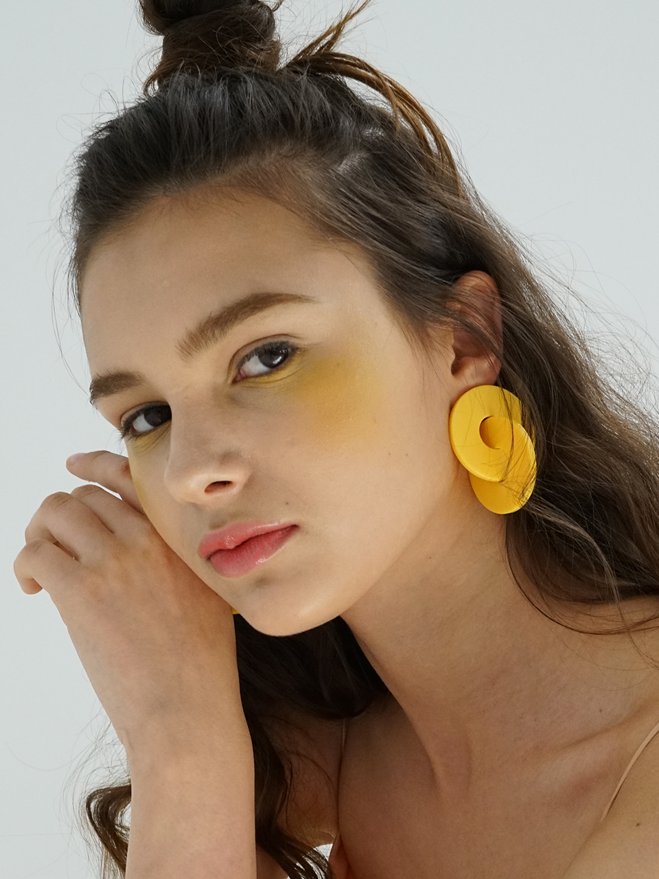 [SOLD OUT][FAVORITE MOOD X MARCIE] Mango Slice Earring